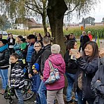 Eröffnung Schulplatz Volksschule Rankweil-Brederis