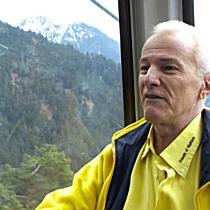 Us dr Gondl mit Dieter Steinacher