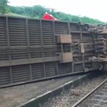 Zugsunglück in Kamerun