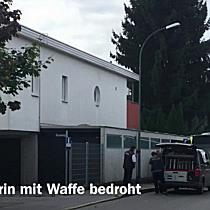 Vorarlberg: Alarmfahndung in Lauterach - Polizei im Großeinsatz