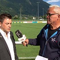 SCRA Trainingslager: Michael Hartmann, SC Vandans im Interview