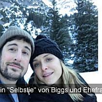 Jason Biggs holt sich am Arlberg blaues Auge