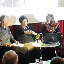 Marianne Malin in der bugo Göfis