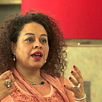 Zu Gast bei ... Tania Maria Rodrigues Peters