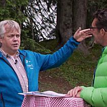 LändleTalk on Tour vom Kristberg mit Jürgen Zudrell
