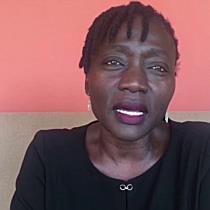 10. Unternehmerinnenforum: Auma Obama