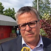 Stichwahl Bundespräsidentenwahl 2016: Roland Frühstück (ÖVP) lobt Wahlbeteiligung