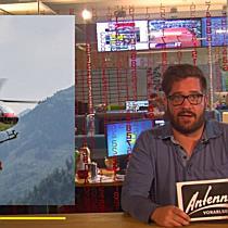 Vorarlberg in 100 Sekunden: 03.08.2017