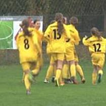 Bundesländer-NW: Vorarlberg U14 Mädchen vs. NÖ U14 Mädchen