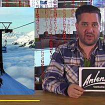 Vorarlberg in 100 Sekunden: 12.02.2016