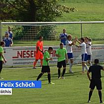 Fokus Sport: SC Roethis vs Austria Lustenau Amateure - 27.08.2017 - Highlights