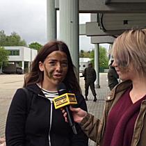 Umfrage zum Girls Day in der Walgau-Kaserne