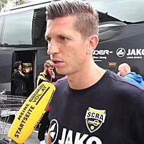 Europe League-Premiere für den SCR Altach: Abreise des Teams nach Innsbruck