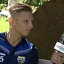 SCRA Trainingslager: Kapitän Philipp Netzer im Interview