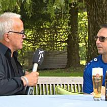 SCRA Trainingslager: Trainer Damir Canadi im Interview