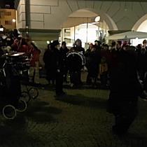 Erster Nachtumzug in Feldkirch