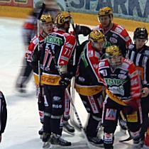 VEU Feldkirch vs. Asiago Hockey