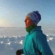 Nordpol-Marathon: Das coolste Rennen der Welt