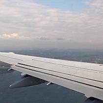 Friedrichshafen - Altenrhein: Der kürzeste internationale Linienflug der Welt in Echtzeit
