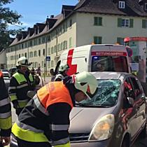 Unfall Bregenz Schendlingen