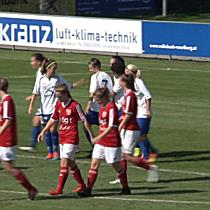 Highlights: FFC Vorderland vs. SV Taufkirchen