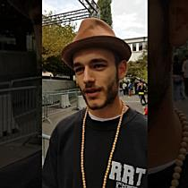 Mit der Raritie Crew beim Battle of the year Central Europe