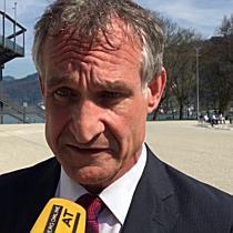 Bürgermeister Markus Linhart: 800.000 Euro für Seestadt waren gerechtfertigt