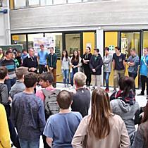 Übungshäuser der HTL Rankweil starten in ein neues Schuljahr