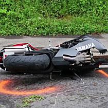 Bregenz: Schwerer Motorradunfall auf der Langenerstraße