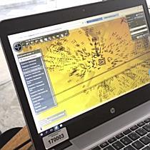 So funktioniert der digitale Stadtplan des römischen Bregenz