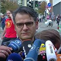 Nach Messerangriff in München: Polizei nimmt Verdächtigen fest