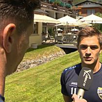 SCRA Trainingslager: Lienhart präsentiert Nikola Dovedan