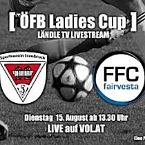 LIVE: SV Innsbruck vs FFC Vorderland