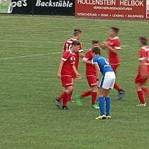 VFV-Finaltag U14: FC Dornbirn vs. FC Lustenau