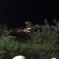 Gisingen: Großeinsatz für die Feuerwehr wegen Dachstuhlbrand im Bofel