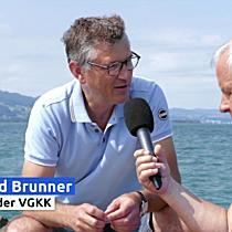 Begegnung am Berg mit Manfred Brunner