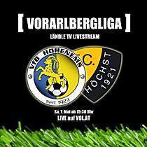 LIVE: VFB Hohenems vs. FC Höchst