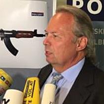 Pressekonferenz zu dem Amoklauf in Nenzing