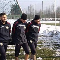 Frühjahrsauftakt des SCRA in der Fußball Bundesliga