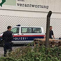 Tödlicher Arbeitsunfall in Lustenau