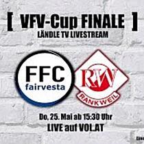 LIVE: FFC Vorderland vs. RW Rankweil