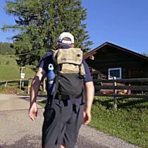 Begegnung am Berg - mit Thomas Fritz