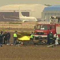 Spanischer F-18-Kampfjet bei Start in Madrid abgestürzt