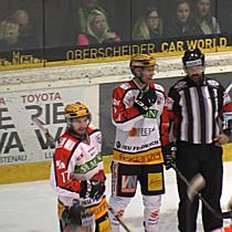 EHC Lustenau vs. VEU Feldkirch