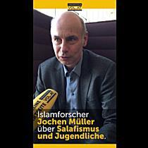 Islamforscher Jochen Müller: Jugendliche brauchen Gegenangebote zu Salafismus