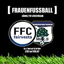 LIVE: FFC Vorderland vs. Heeres SV Wals