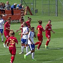 Focus Sport - FFC Vorderland vs. SKN St. Pölten Frauen