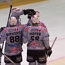 Focus Sport: VEU Feldkirch vs Rittner Buam - HIGHLIGHTS -  23.09.2017
