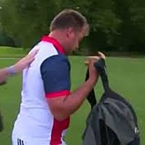 Großbritannien erster Europameister im Footgolf