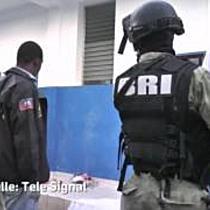 Massenausbruch in Haiti